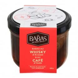 Les babas de Saint Malo whisky café.