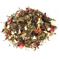 Tisane Draine Tea. Le Thé du Torréfacteur.