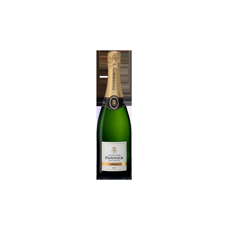 Champagne brut 37.5l pannier