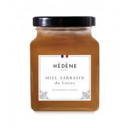 Miel français de sarrasin du Loiret Hedene.