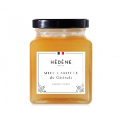 Miel français de carottes du gâtinais Hedene.