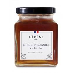 Miel français de châtaignier de Lozère Hedene.