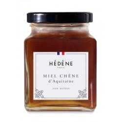 Miel français de chêne d'Aquitaine Hedene.