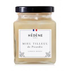 Miel français de tilleul de Picardie Hedene.