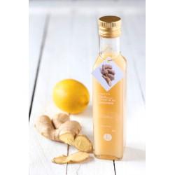 Vinaigre citron gingembre Libeluile. Le Torréfacteur.