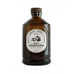 Sirop bio Bacanha grenadine. Le Torréfacteur.