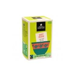 Thé vert Goût Russe