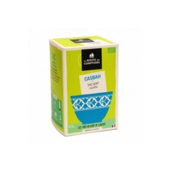 Thé vert de Chine Casbah
