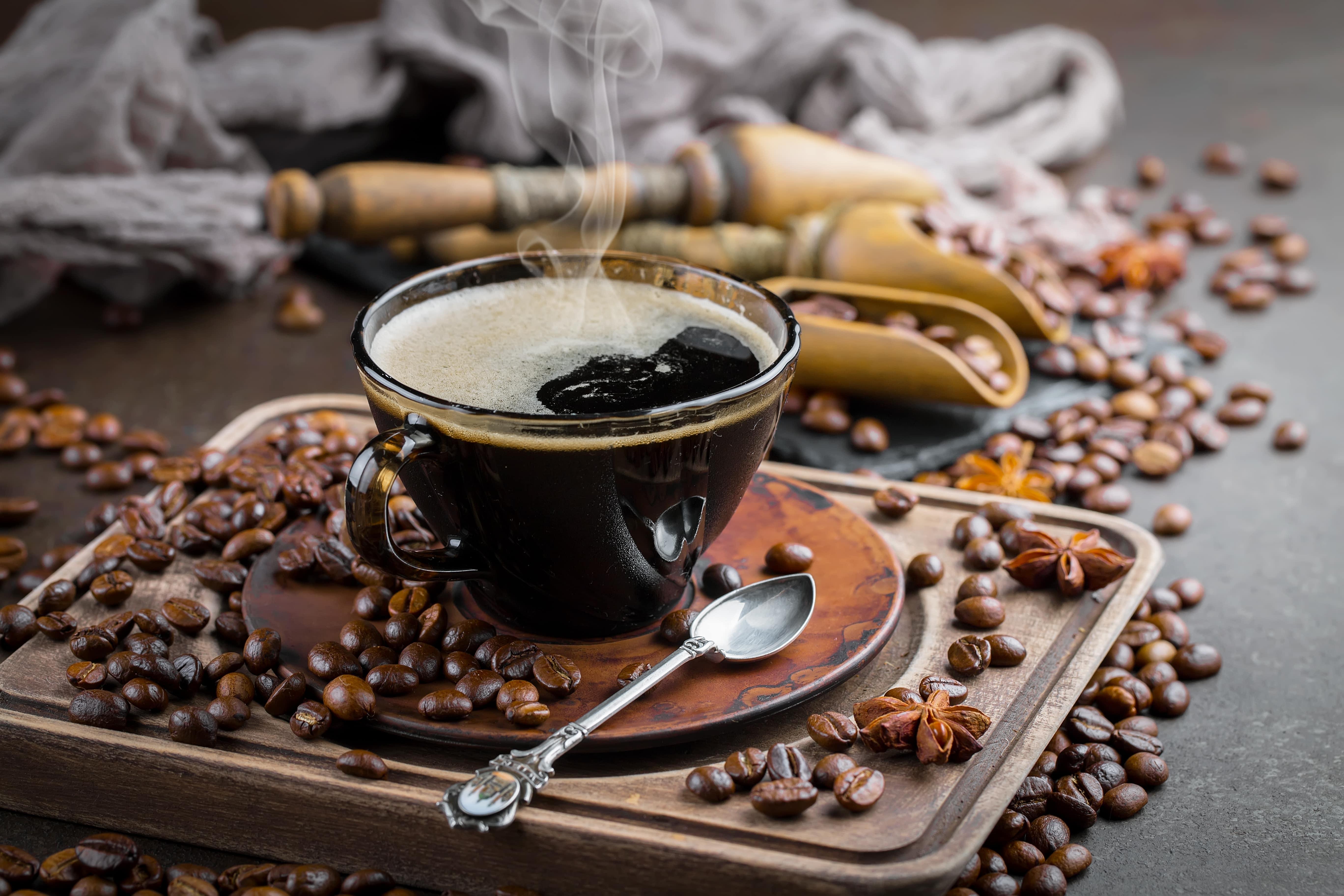 Le café americano